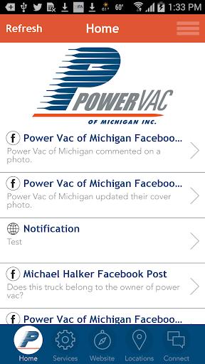 PowerVac of Michigan