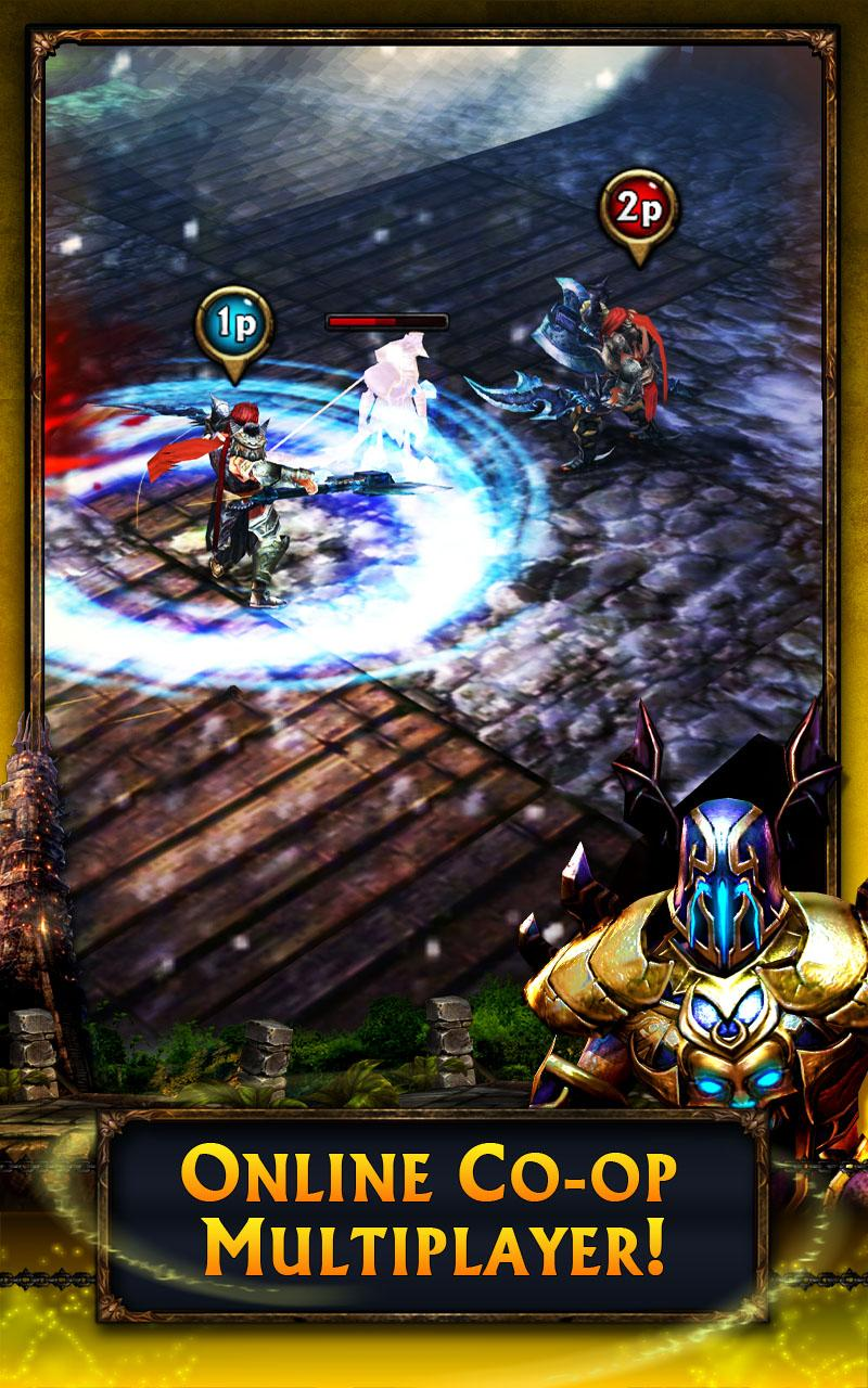 ETERNITY WARRIORS 2 screenshot #13