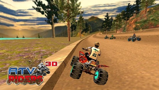 ATV Riders 3D Racing Game
