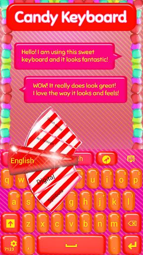 GO键盘糖果