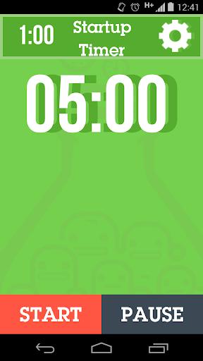 Startup Timer