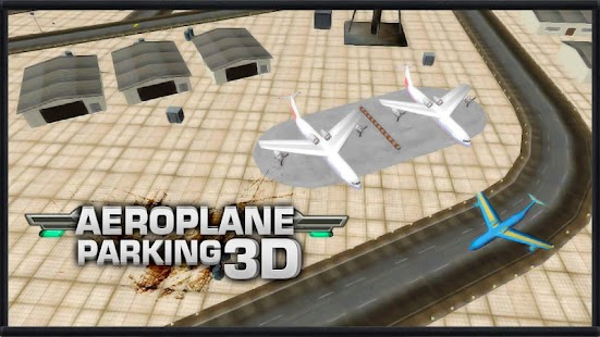 Aeroplane Parking 3D- screenshot thumbnail