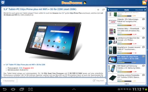 DealDoktor » Schnäppchen App Screenshot 20