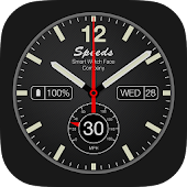 Download Speeds Watch Face APK on PC
