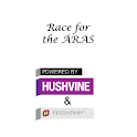 HushVine Race for The Áras logo