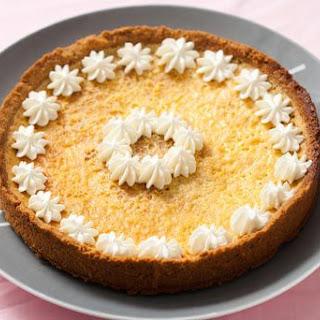 Tangerine Creamsicle Tart