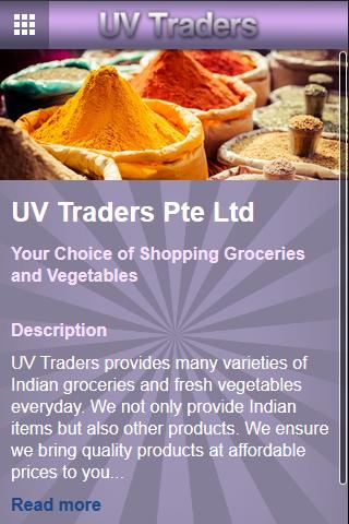 UV Traders