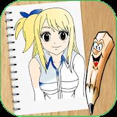 Cómo Dibujar Manga Anime