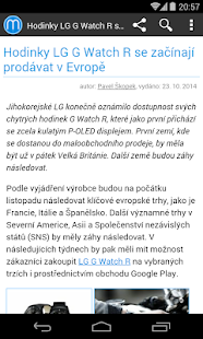 mobilenet.cz- screenshot thumbnail
