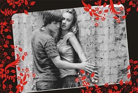 Photo Frames Flower Roses - náhled