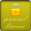 Pacosal License logo