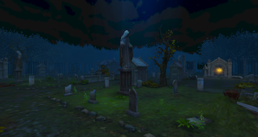 Pocket Graveyard 2:VR