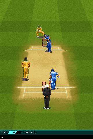 IND vs AUS 2012 - screenshot