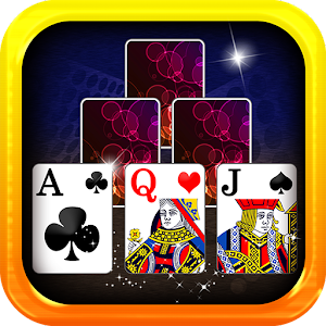 3-Peaks King Solitaire PRO for Android