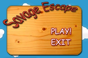 Screenshot of Savage Escape