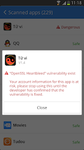 Heartbleed Scanner v1.0.1