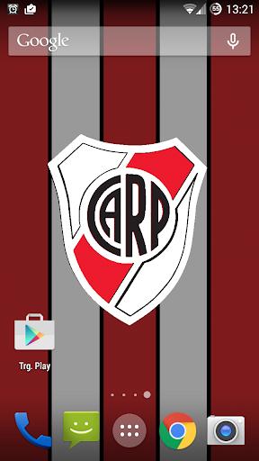 River Plate Live Wallpaper