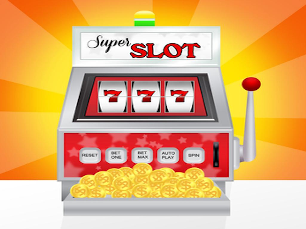 Super UP Casino Slot Machine - screenshot