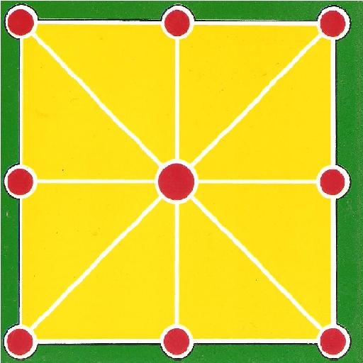 解谜のチックタックトーのストライキ LOGO-記事Game