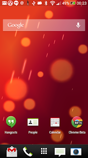 SunBeam Live Wallpaper Screenshot