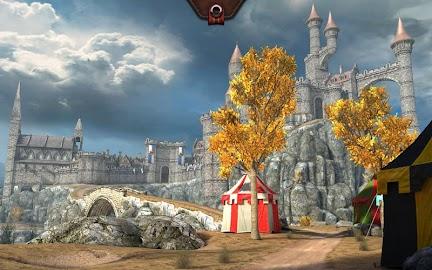 Epic Citadel Screenshot 2