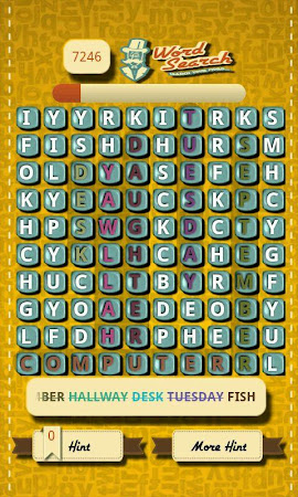 Word Search 2013 - Free 1.07 screenshot 177648