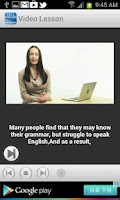 Screenshot of How to Speak Real English