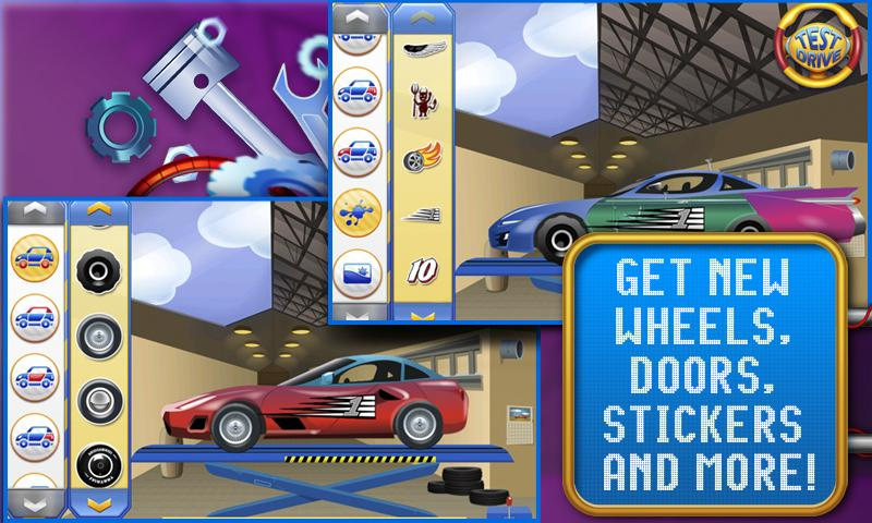 Amazing Car Games For PC