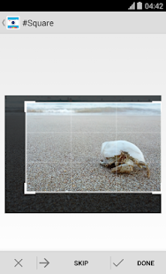 #SquareDroid — Full Size Photo - screenshot thumbnail
