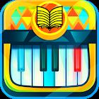 Lições de piano para crianças icon