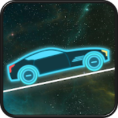 Neon Race - Hill Climb
