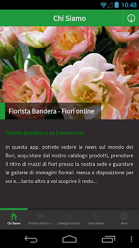 Shop Fiori - Fiorista Bandera