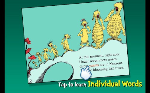 Dr. Seuss's Sleep Book - screenshot thumbnail