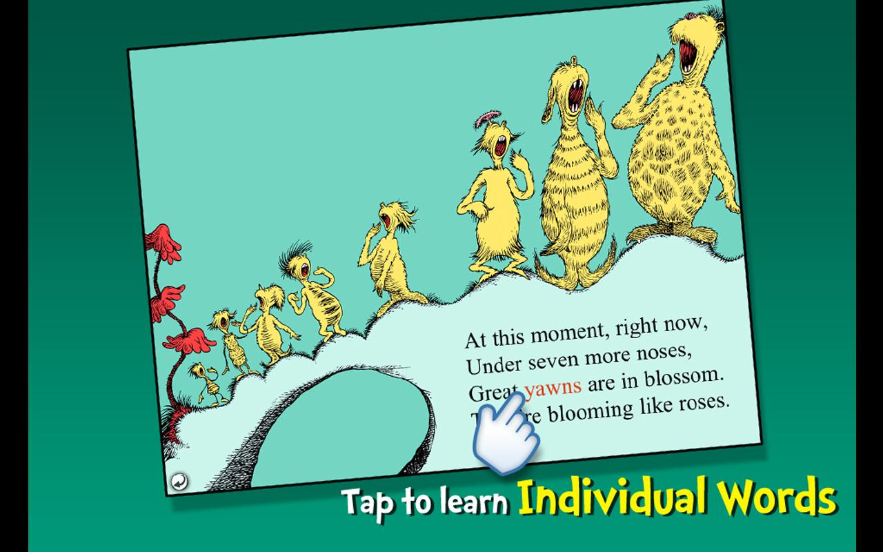 Dr. Seuss's Sleep Book - Android Apps on Google Play