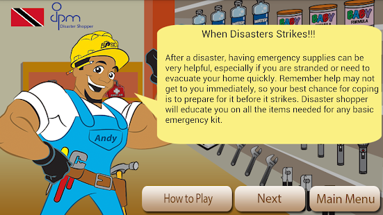Disaster Shopper- screenshot thumbnail
