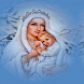 Mary And Jesus LWP