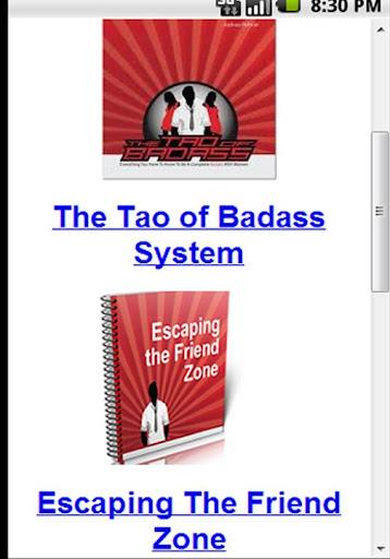 Tao of Badass PDF Download