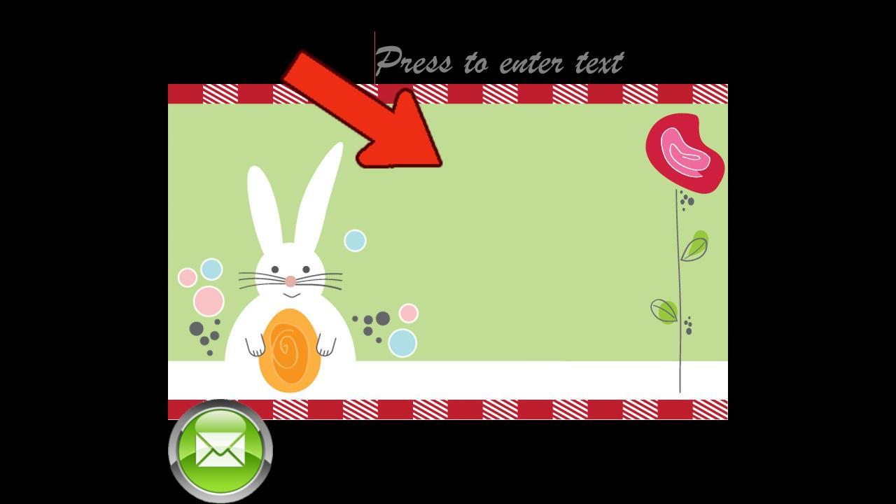 Easter Cards - screenshot