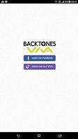Screenshot of Backtones VIVA