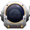 Dark Space Theme HD CLauncher icon