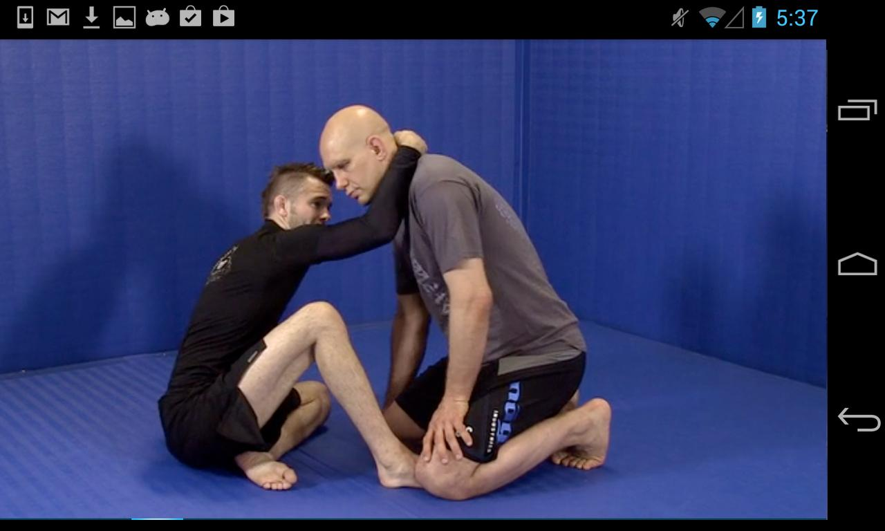 BigStrong 10, No Gi Strategies - screenshot
