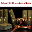 Rules of Civil Procedure-Japan icon
