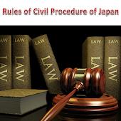 Rules of Civil Procedure-Japan