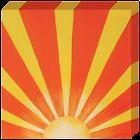 Sunrays icon