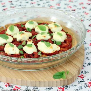 Tomato and Ricotta Tart