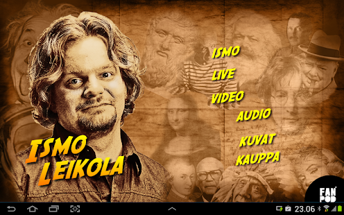 Ismo Leikola- screenshot thumbnail
