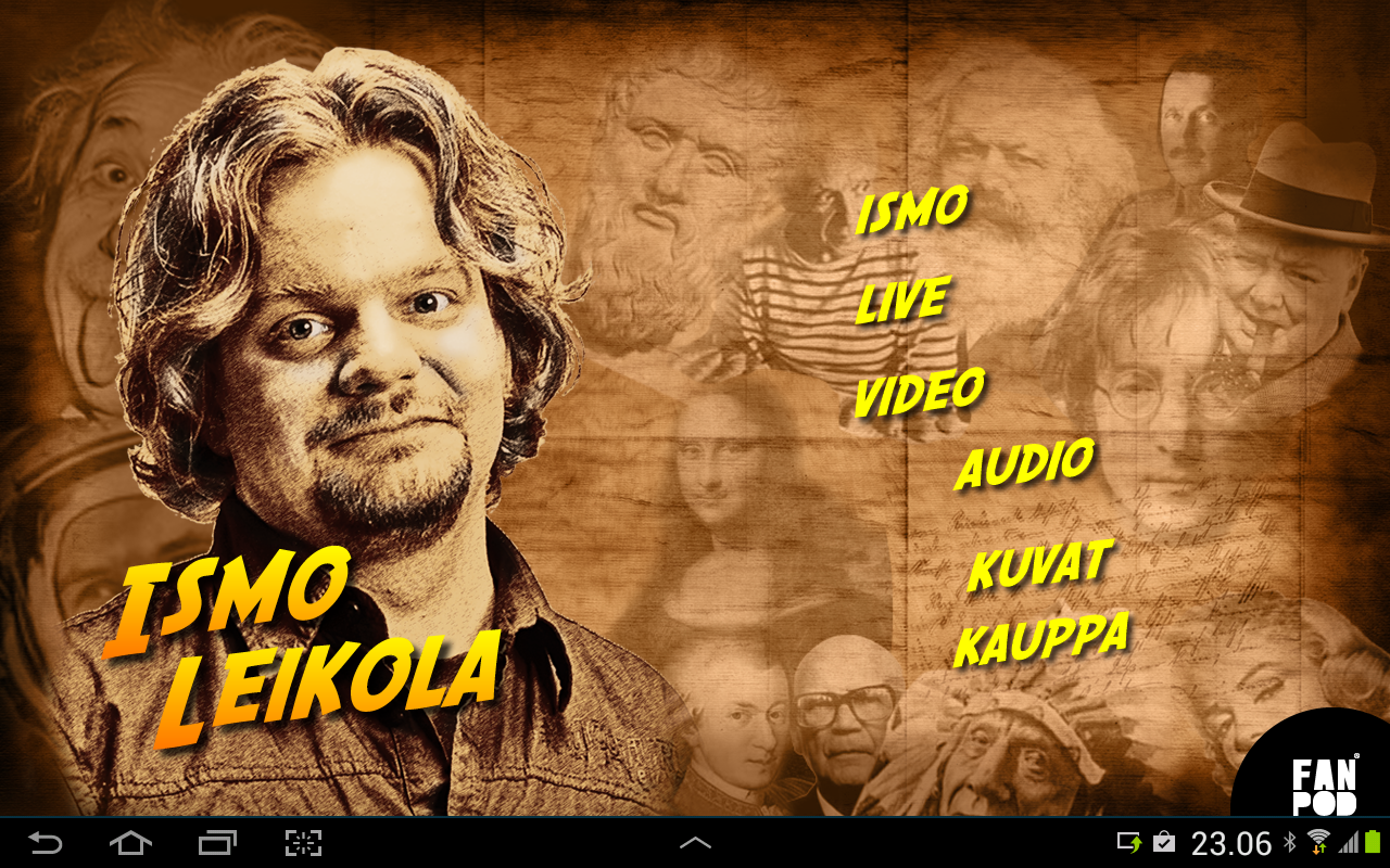 Ismo Leikola- screenshot