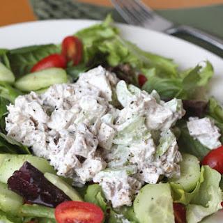Simple Turkey Salad.