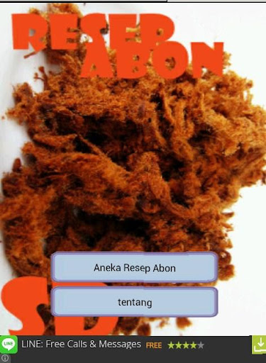 Aneka Resep Abon Lengkap