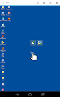 Screenshot of InnoRDP Windows Remote Desktop